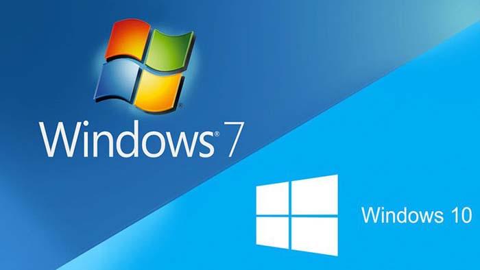 Установить windows 7 после windows 10. Устанавливаем Windows 7 вместо Windows 10