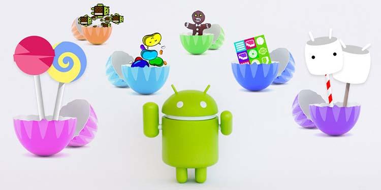 Пасхалка в Android 7 Easter Egg (Empty Dish)