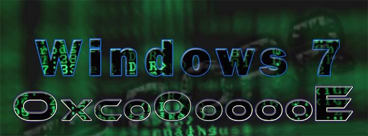 Ошибка 0xc000000e в windows 7