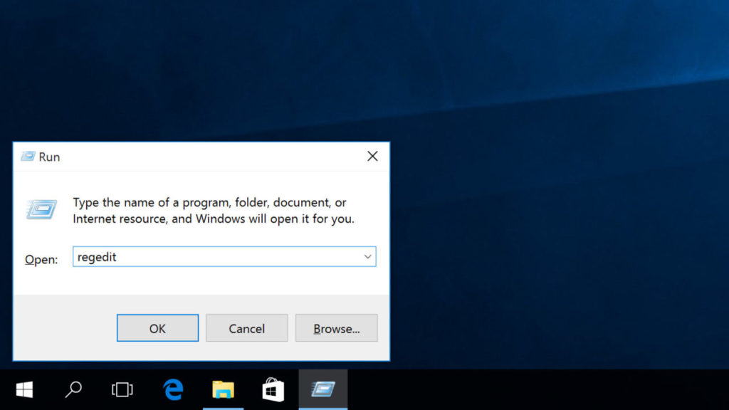 windows-10-run-regedit
