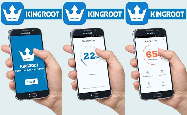 Kingroot - программа для получения доступа к корневым папкам