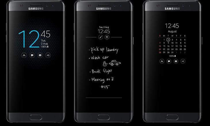Реализация функцииAlways On Display в смартфонах